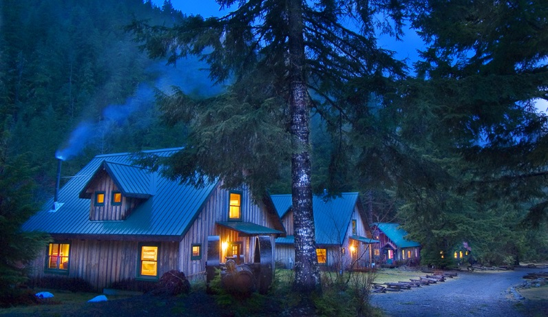 Cabin Rentals | Opal Creek Ancient Forest Center